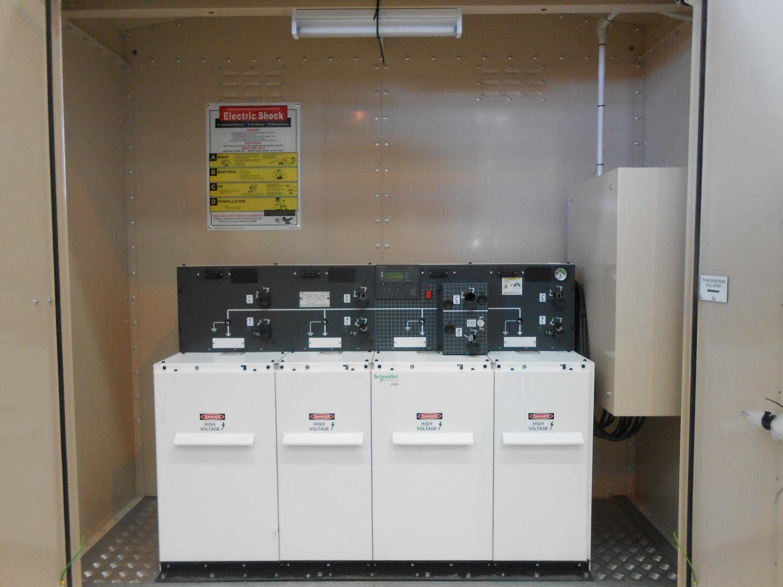 POWINS Transportable Kiosk Substations